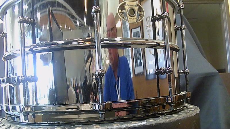 LUDWIG Drum BLACK MAGIC SNARE
