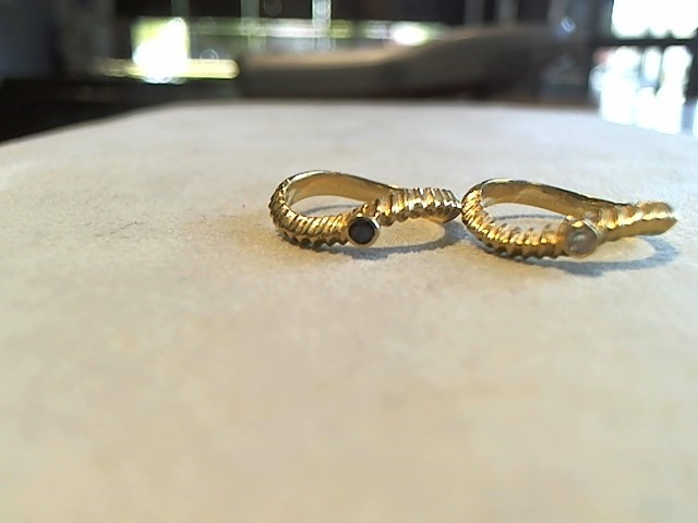 Lady's Gold Ring 18K Yellow Gold 8.5g