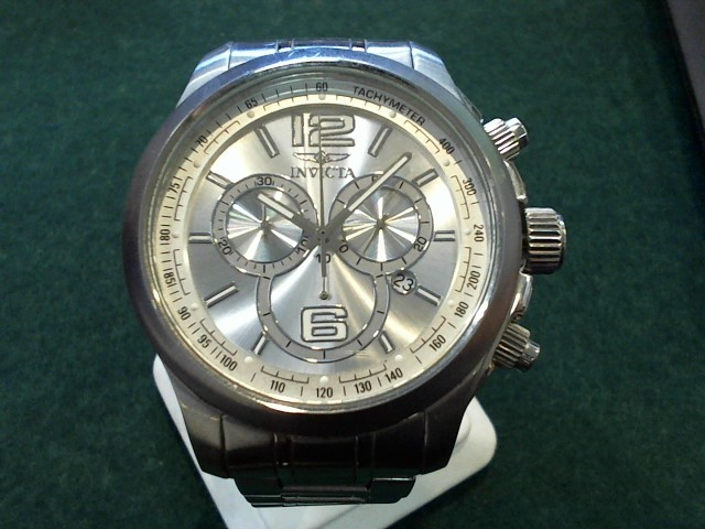 INVICTA Gent's Wristwatch TRINITE 0078