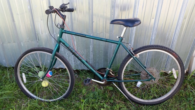 Huffy Superia Green Mountain Bicycle