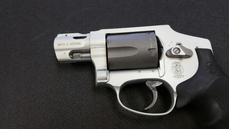 SMITH & WESSON Revolver 340SC