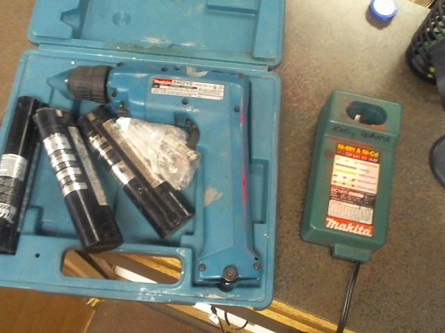 MAKITA Cordless Drill 8402VDW
