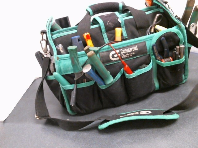 COMMERCIAL ELECTRIC Tool Bag/Belt/Pouch TOOL BAG