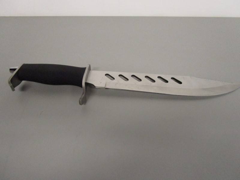 "SHEFFIELD ROGUE 10"" FIXED BLADE HUNTING KNIFE"
