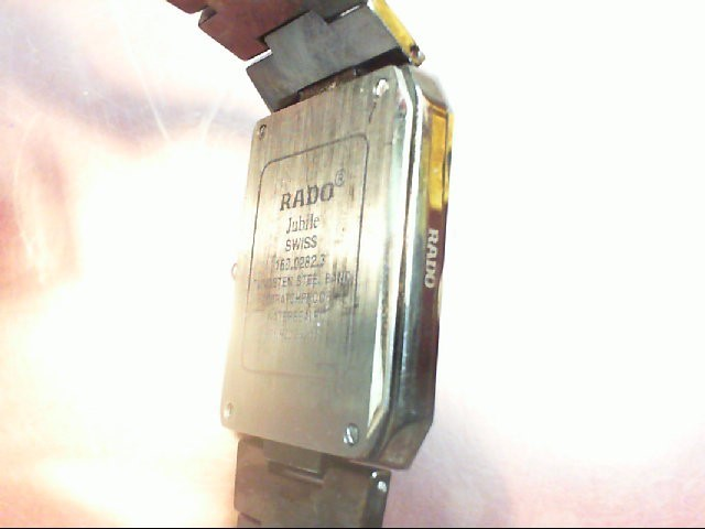 RADO Gent's Wristwatch JUBILEE 160.0282.3