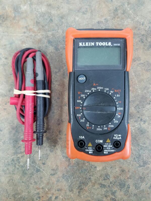 KLEIN TOOLS Multimeter MM100
