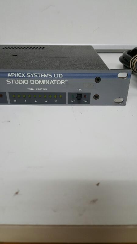Aphex Systems Ltd. Studio Dominator Model 700