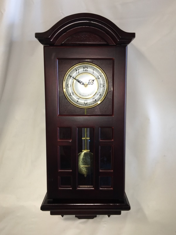 WESTMINISTER CHIME Miscellaneous Appliances WALL CLOCK