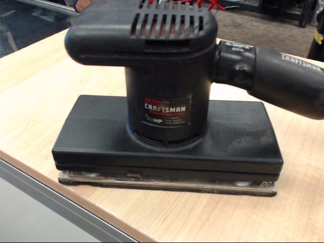 CRAFTSMAN Vibration Sander 315.116140 1/2 SHEET SANDER