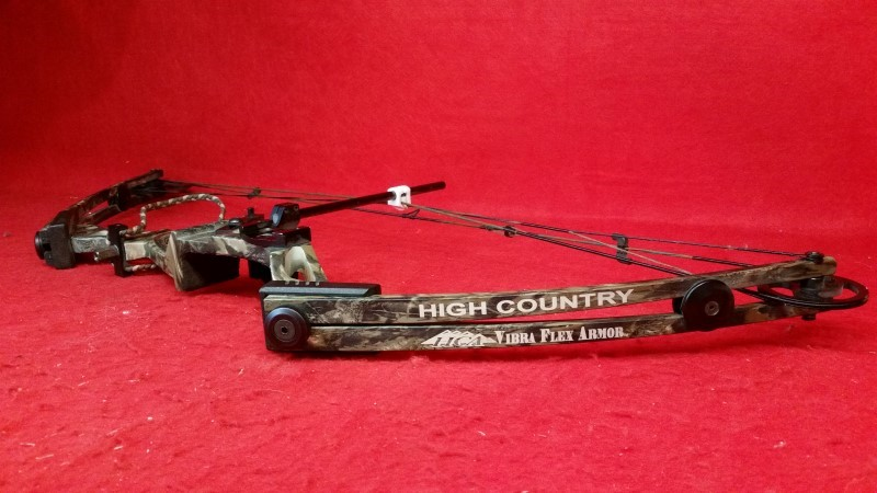 High Country Vibra Flex Armor Compound Bow
