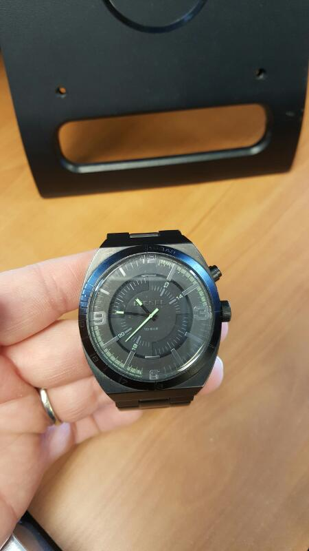 DIESEL Gent's Wristwatch DZ-1415