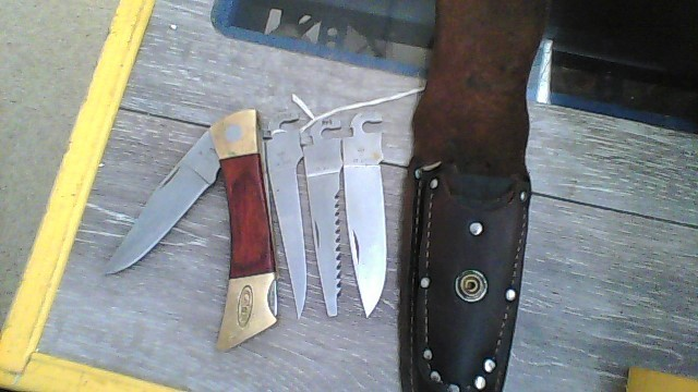 CASE KNIFE Pocket Knife HUNTER XX CHANGER