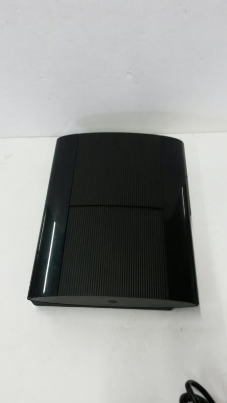Sony PS3 Super Slim - 250 GB Black