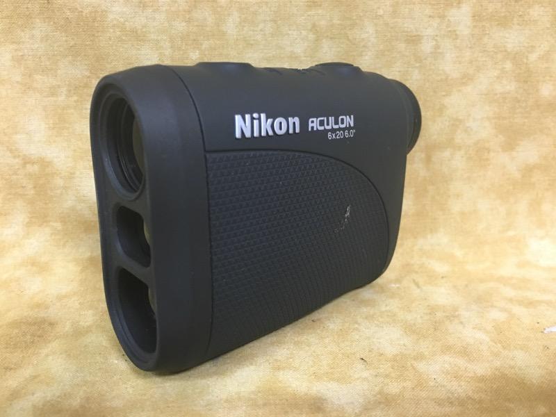 NIKON Miscellaneous Tool ACULON 6X20 RANGEFINDER
