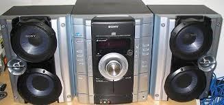 SONY Mini-Stereo HCDGX250