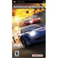 SONY Sony PSP Game RIDGE RACER PSP