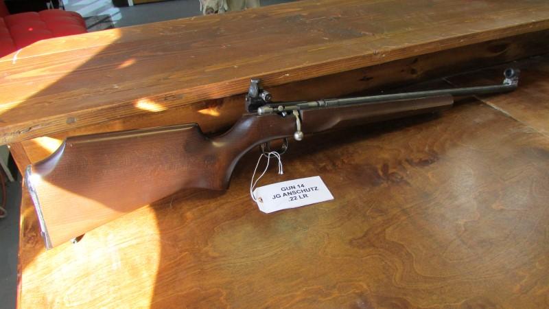 ANSCHUTZ Rifle 1451
