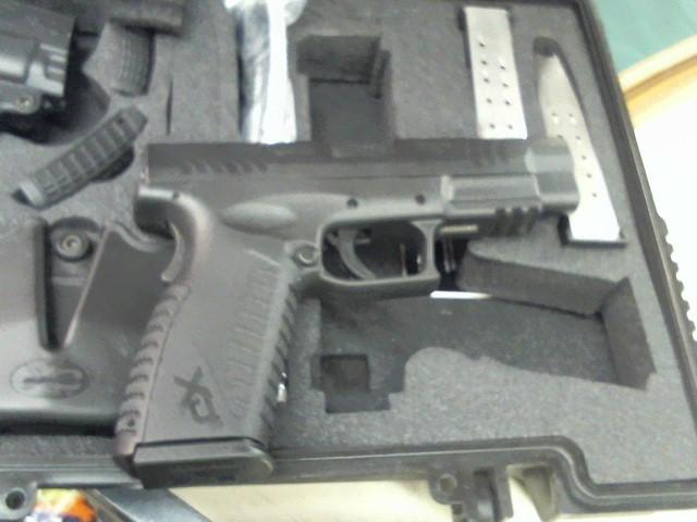 SPRINGFIELD ARMORY Pistol XDM-45 4.5