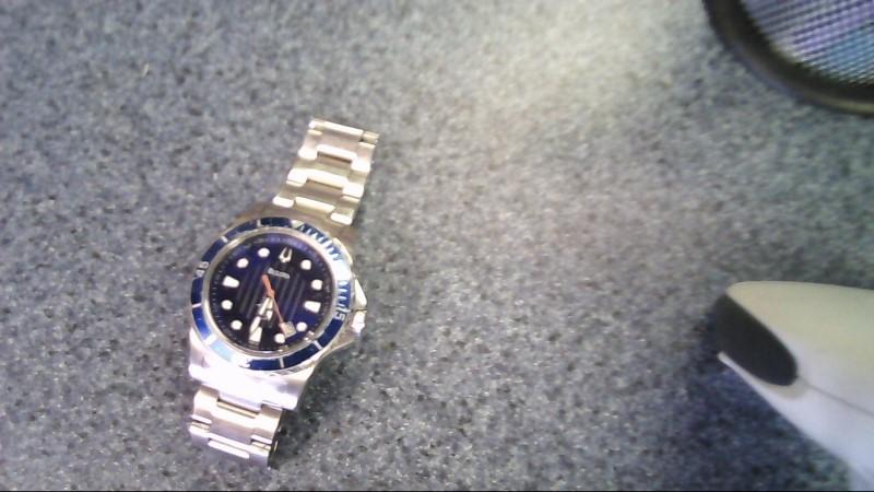 BULOVA Gent's Wristwatch MARINE STAR C869871