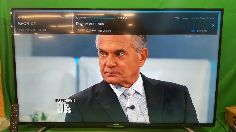 "HISENSE 55H7B 55"" 4K ULTRA HD 2160P 120HZ LED SMART HDTV (4K X 2K)"