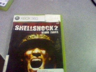 SONY Sony PlayStation 3 Game SHELLSHOCK 2 BLOOD TRAILS