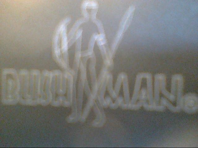 GOLD STEEL Hunting Knife BUSHMAN