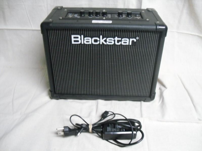 Blackstar Stereo 20 ID Core Combo Amp.