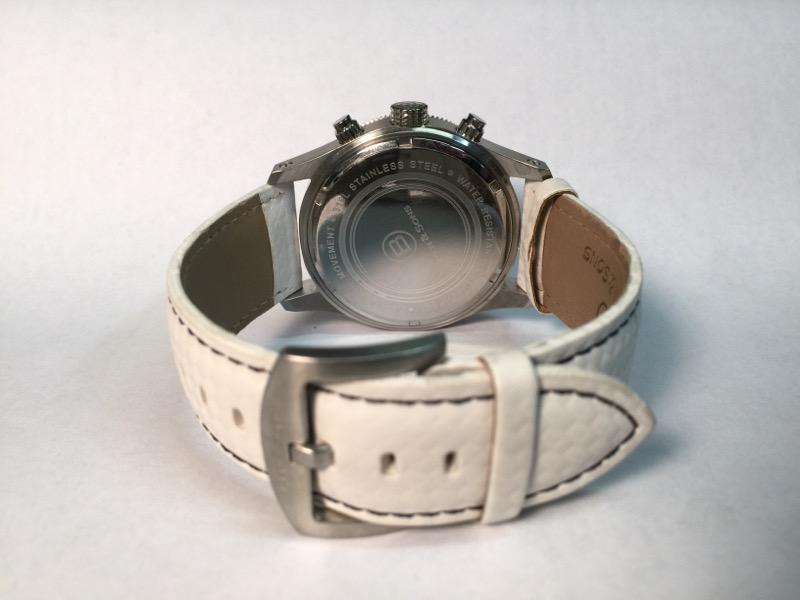 BEN & SONS Gent's Wristwatch WHITE