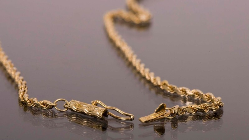 "20"" Gold Chain 14K Yellow Gold 7g"