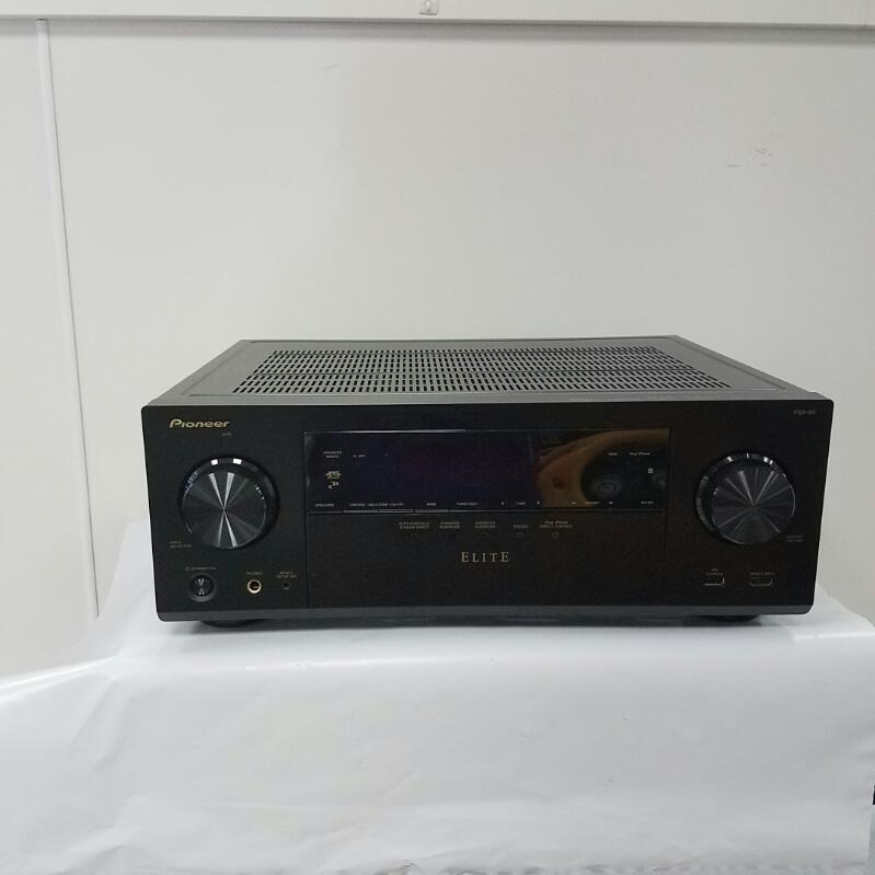 PIONEER VSX-80 7.2 NETWORKED HOME THEATER RECEIVER 90W@8 OHMS 7-HDMI
