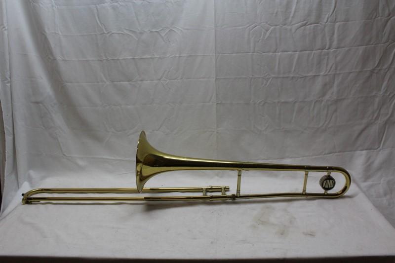KING INSTRUMENTS Trombone 606