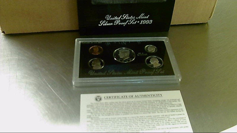 UNITED STATES Coin SILVER MINT SET