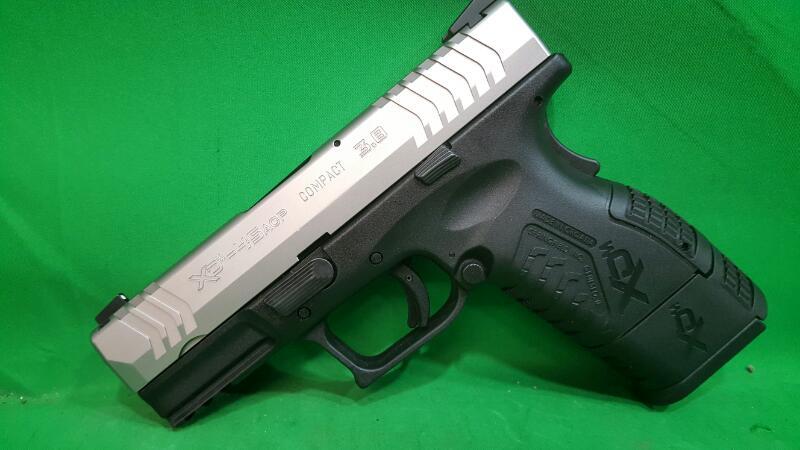 SPRINGFIELD ARMORY Pistol XDM-45 COMPACT