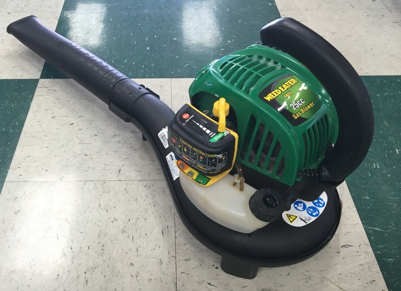 WEED EATER LEAF BLOWER FB25 25CC 170MPH *IN STORE PICK-UP ONLY*