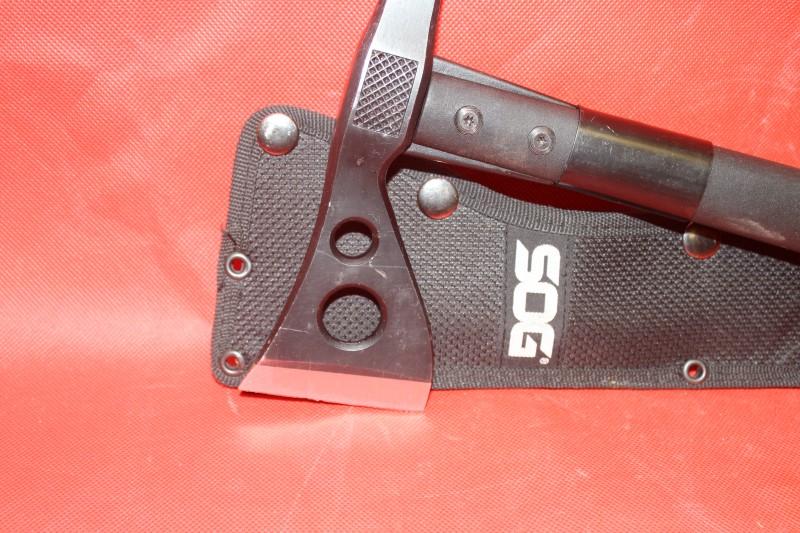 "SOG Knives 15"" Fasthawk Tactical Tomahawk With Nylon Sheath"