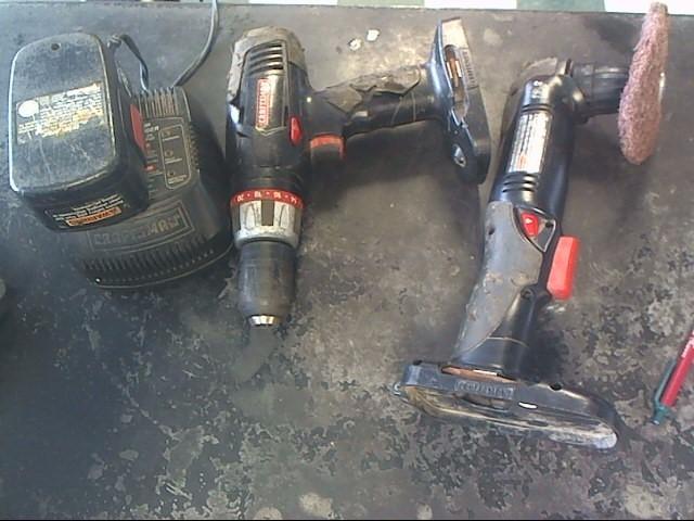 BLACK&DECKER Cordless Drill 315.101541