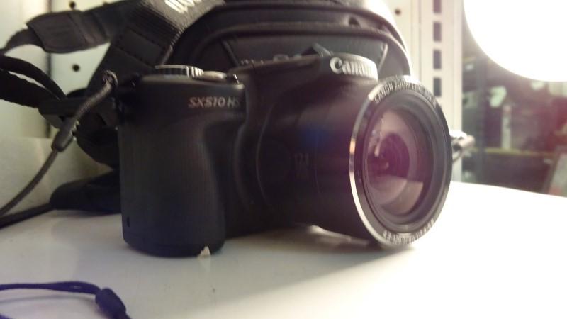 CANON Digital Camera POWERSHOT SX510 HS