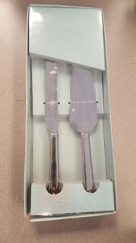 KOHL'S Miscellaneous Appliances CAKE SERVER & KNIFE SET