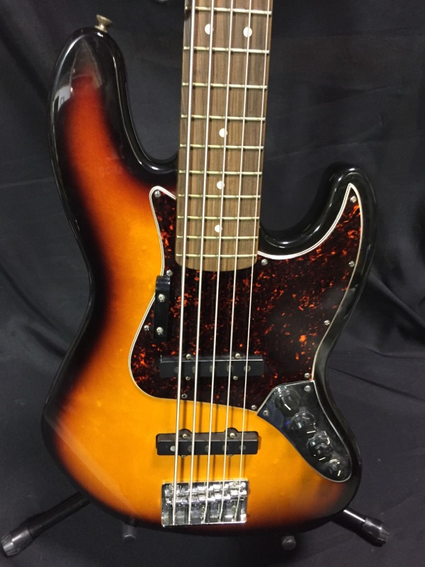 FENDER Bass Guitar JAZZ BASS-MEXICO