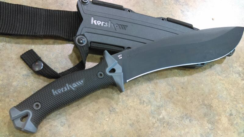 Kershaw 1077X Camp 10