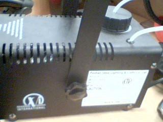 Miscellaneous Appliances SMOKE MACHINE