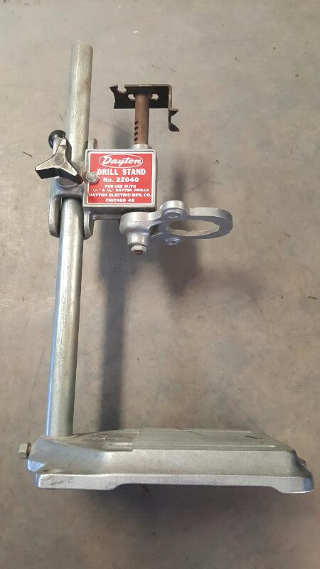 DAYTON Drill Press 2Z040