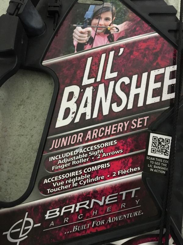BARNETT BOWS Bow LIL BANSHEE