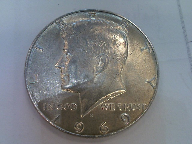UNITED STATES Coin JFK HALF DOLLAR