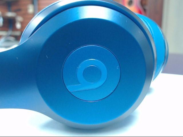 Beats By Dre Solo 2 B0518 On Ear Headphones Royal Blue Sapphire