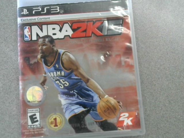 SONY Sony PlayStation 3 Game NBA 2K15 - PS3