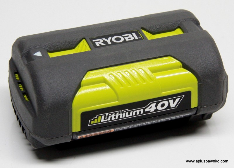 RYOBI Battery OP4026 LI-ION 40V BATTERY