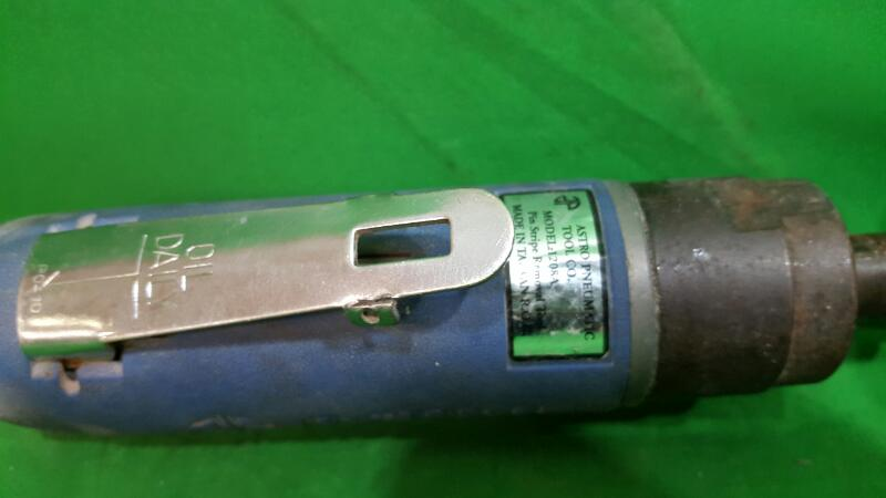 ASTRO TOOLS Air Grinder 1208AAstro Pneumatic Composite Body Pinstripe Removal To