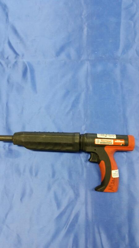 RAMSET MASTERSHOT CONCRETE GUN