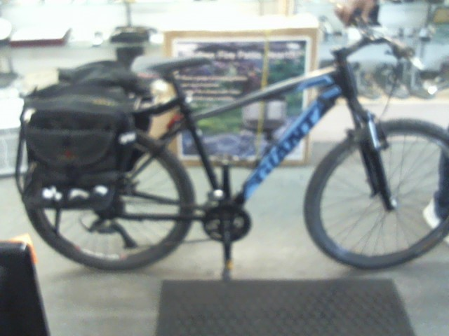 GIANT BICYCLES Mountain Bicycle RINCON